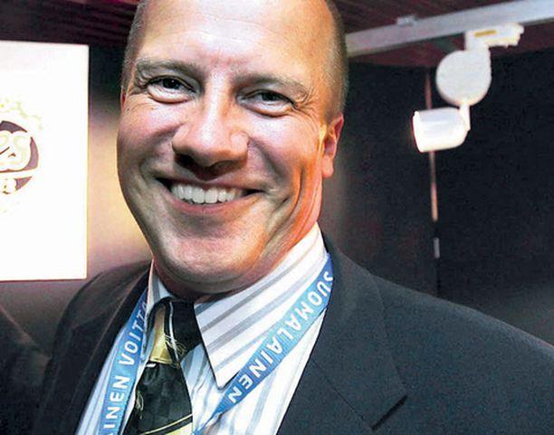 TPS:n toimitusjohtaja Seppo Sutelan mukaan osakeannissa päästiin tavoitteeseen.