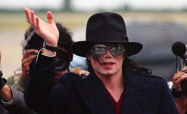 Michael Jacksonilla oli saksalainen ystävä.