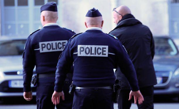Pariisi ei ole vielä toipunut vuosi sitten tapahtuneista terrori-iskuista. Kuvituskuva.