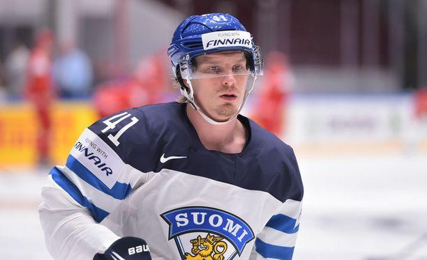 Antti Pihlström pelasi tähän mennessä turnauksen parhaan pelinsä.