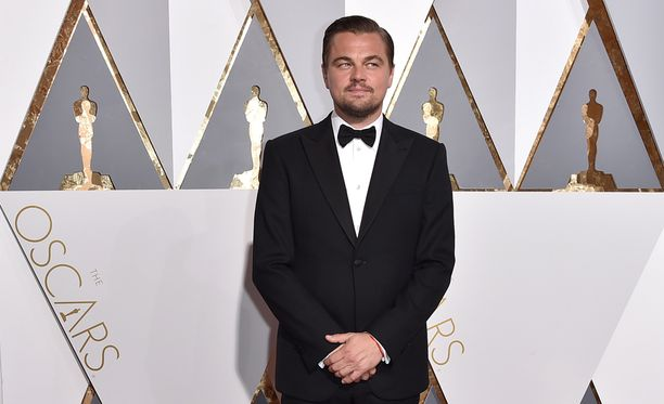 Leonardo DiCaprio on tuore Oscar-voittaja.
