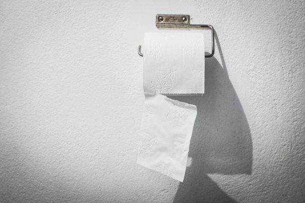 Kuvituskuva. Kuvan vessapaperi ei liity tapaukseen.