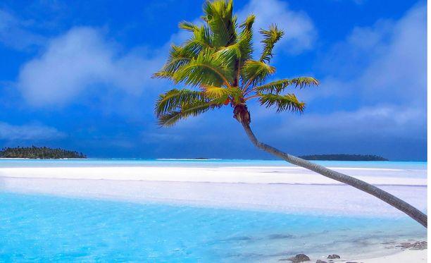 Etsitkö tällaista rantaa? Sitä ei välttämättä löydy Havaijilta tai Balilta niin helposti kuin luulit.
