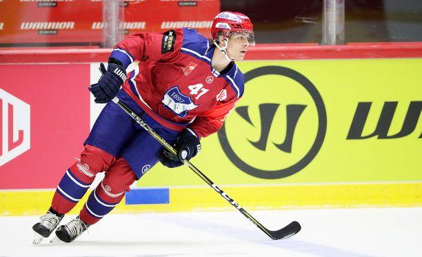 Miro Heiskanen palaa tänään HIFK:n kokoonpanoon.