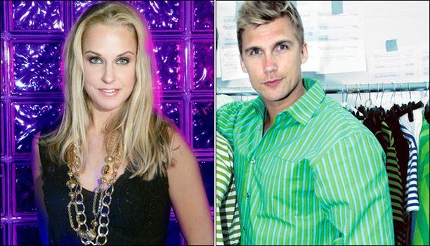 Missi Joanna Väre ja malli Kalle Kuvaja ovat löytäneet toisensa.