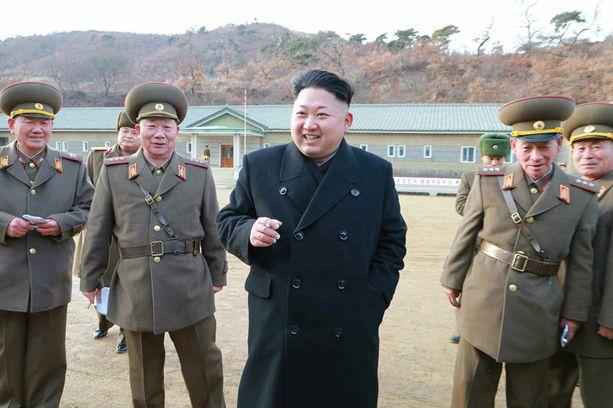 Pohjois-Korean johtaja sai nimelleen suojan.