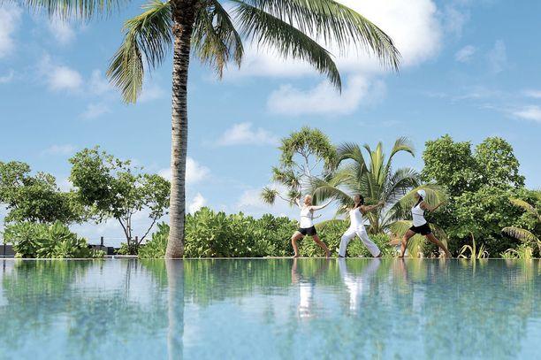 Robinson Club Maldives TTTT+, Malediivit