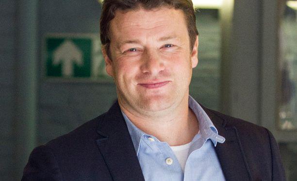 Jamie Oliver olisi halunnut ottaa roolin vastaan.