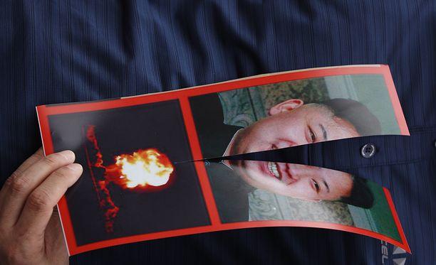 Kiinan mukaan Yhdysvaltojen ja Pohjois-Korean tulee tajuta, että niiden sanasota tulee ainoastaan lisäämään yhteenoton riskiä.