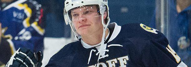 Miro Aaltonen siirtyi Kärppiin.