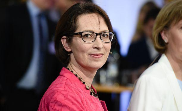 Sari Essayahin jatko puolueen johdossa oli odotettu.