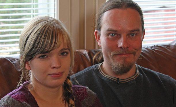 Johannan ja Villen kolmannen lapsen laskettu aika on kesällä.