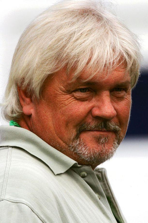 Matti Räikkösen mukaan Kimillä ei ole ollut mitään ongelmia motivaation kanssa.
