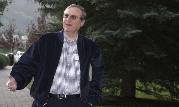 Kuvassa Paul Allen vuonna 2007.
