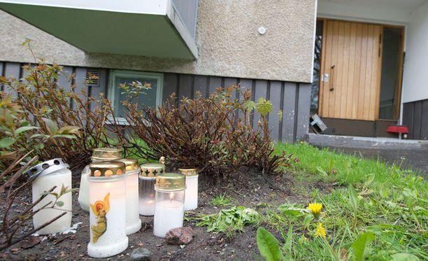Pikkutyttö surmattiin erityisen raa'alla tavalla Helsingin Puotilassa.