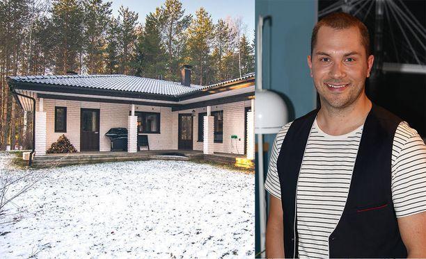 Sami Sarjula muistetaan Salatut elämät -sarjan Ossina.