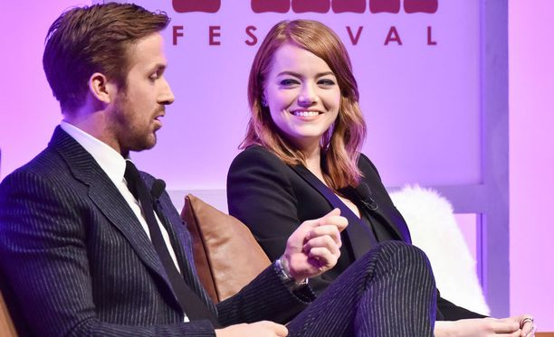 La La Land -elokuvan päänäyttelijät ovat Ryan Gosling ja Emma Stone. Elokuva on saanut jo muun muassa seitsemän Golden Globe -palkintoa.