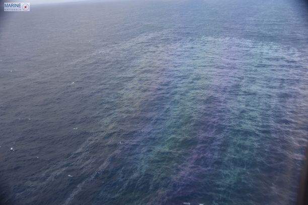 Öljyvanat liikkuvat yli 30 kilometriä päivässä.