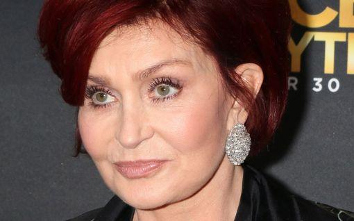 Sharon Osbourne sairastui koronaan
