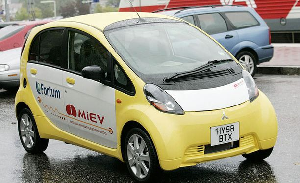 Mitsubishi i-Miev.