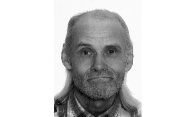 Muistisairas mies on kadonnut Tampereella.