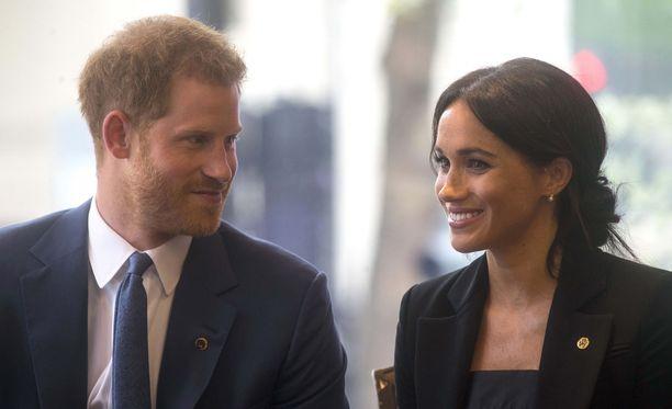 Prinssi Harryn ystäväpiirin näkemys monista asioista on hyvin erilainen kuin herttuatar Meghanin. (Credit Image: ZUMA)
