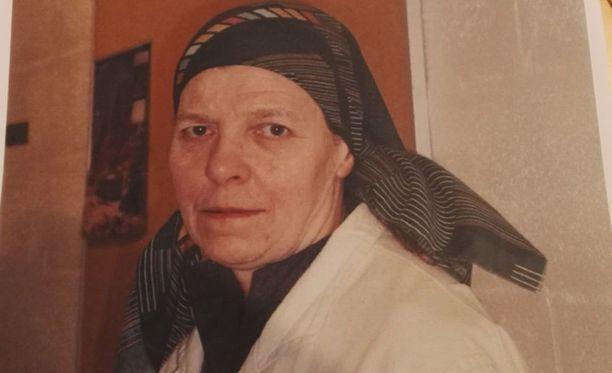 Heinäkuussa kadonnutta nunna Elisabetia on etsitty laajasti myös vapaaehtoisten voimin.