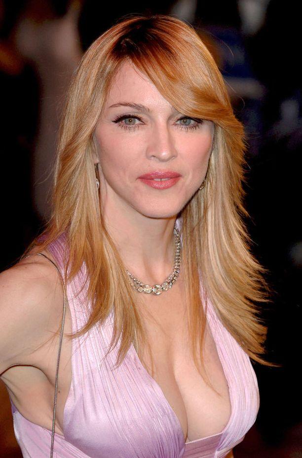 Madonna vuonna 2005.