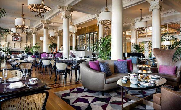 Viiden tähden perinteikäs hotelli on yksi Kanadan hienoimpia.