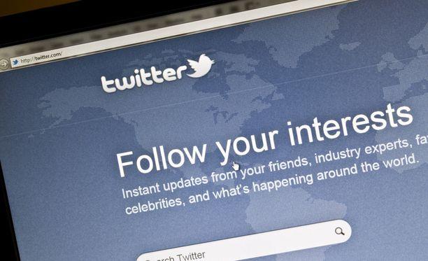 Twitter-tilit kaapattiin ilmeisesti Twitter Counter -palvelun kautta.