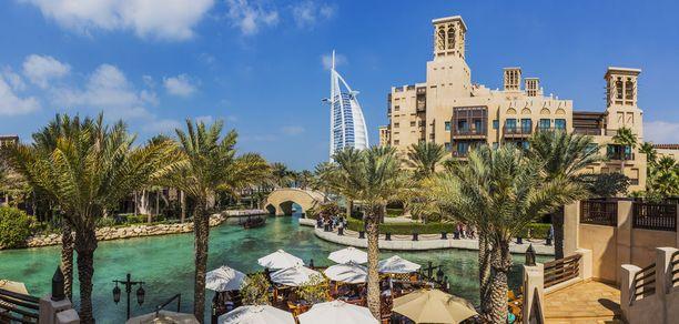 Dubain-lentoja saa nyt alle pienellä rahalla.