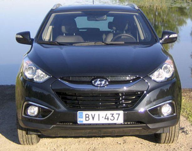 Keulan muodot löytyvät jatkossa muistakin Hyundai-malleista.