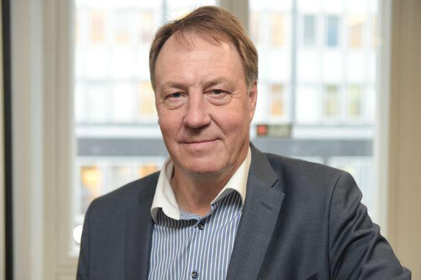 Hannu Aravirta toivoo Suomen löytävän lisää tehokkuutta viimeistelyyn.