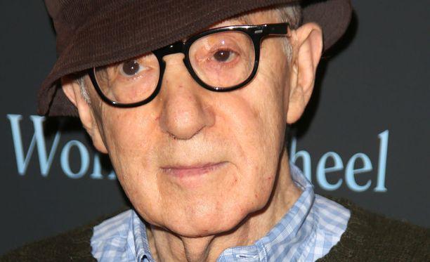 Ohjaaja Woody Allenin maine on lokaantunut #metoo-kampanjan myötä.