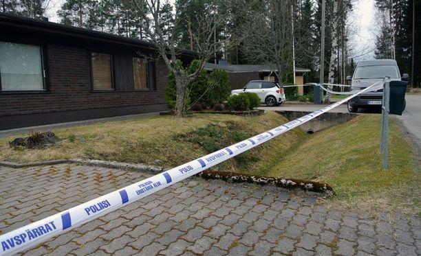 Henkirikos tapahtui huhtikuussa 2015 Seinäjoella tuomitun 15-vuotiaan tytön kotona.