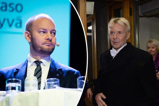 Sampo Terho selvityttää mahdollisuutta järjestää valtiolliset hautajaiset Matti Nykäselle.