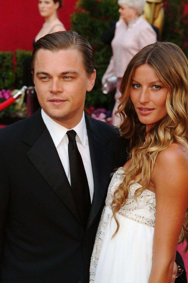 Gisele Bündchen ja Leonardo DiCaprio olivat ulospäin täydellinen Hollywood-pari.