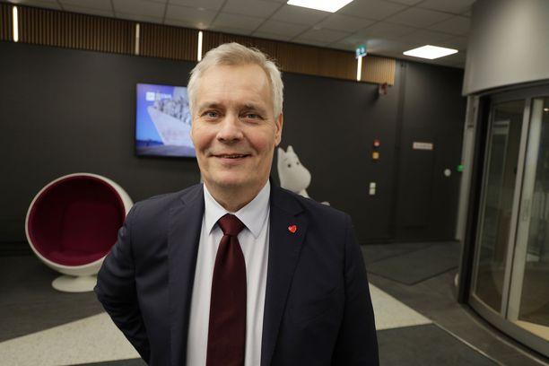 SDP ja puheenjohtaja Antti Rinne ovat ympäristötietoisten äänestäjien perässä.