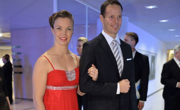 Niina Kelo ja Tero Pitkämäki edustivat viime vuonna Tampereella.