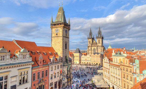 Praha on tunnettu edullisesta hintatasostaan.