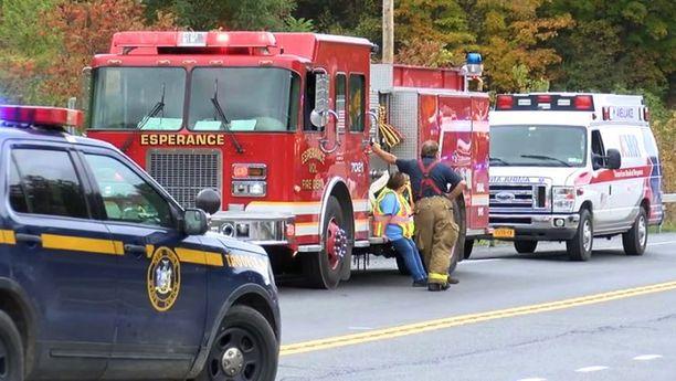 Onnettomuudessa kuoli 20 ihmistä.