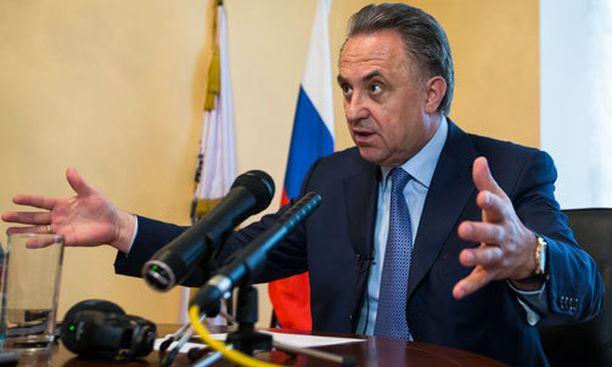 Vitali Mutko sysäsi IAAF:lle vastuuta Venäjän joukkokäryistä.
