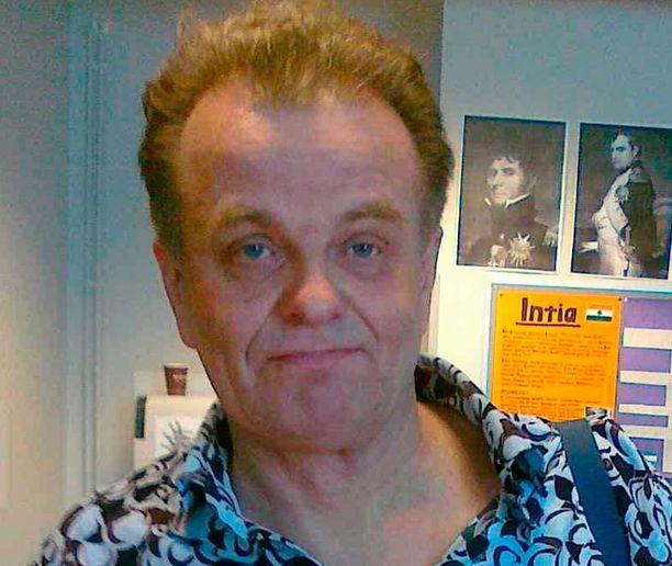 Tapio Liinoja voisi tulla Tangomarkkinoille keikalle, mutta ei osallistu enää kisaan.