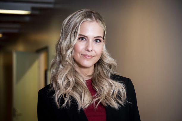 Jasmin Voutilainen on totutellut viime aikoina sinkkuelämään.