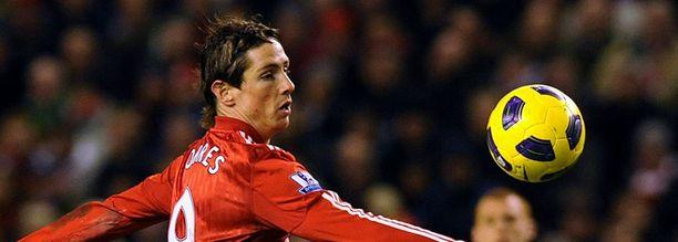 Fernando Torresta viedään Lontooseen.