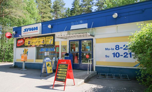 Kotkan Mäntykankaan Siwassa pelattiin 23 miljoonan arvoinen Eurojackpot-voitto.