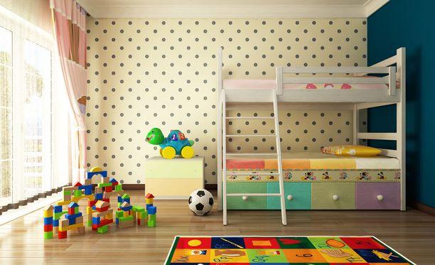 Sisustussuunnittelija neuvoo, miten lastenhuoneesta voi sisustaa sekä rauhoittavan että virikkeellisen.