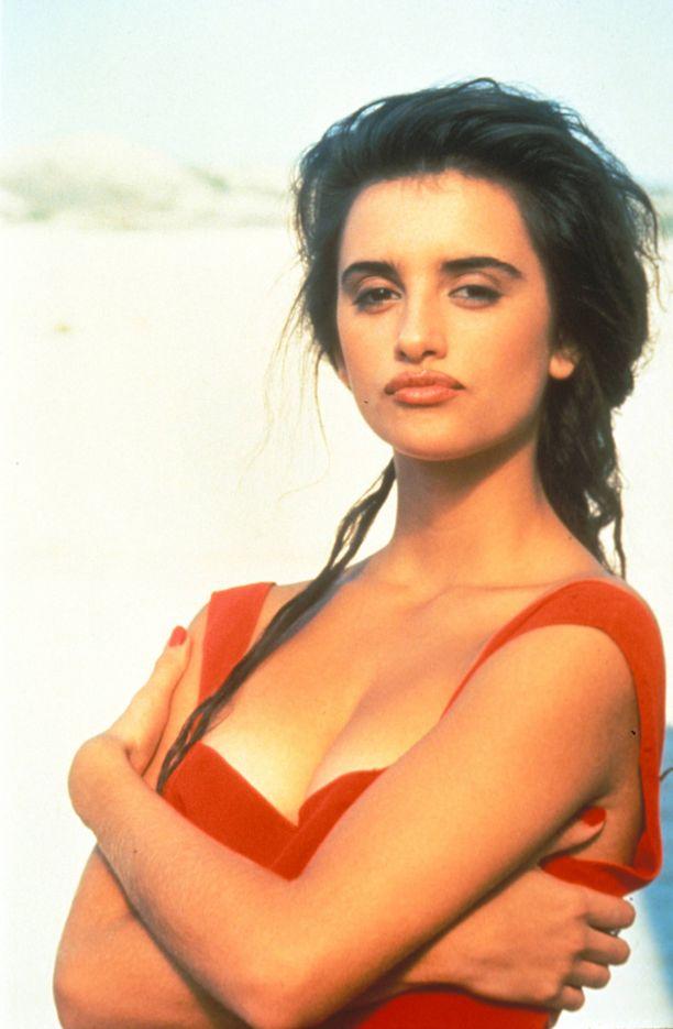 Penelope kuvattiin mutruhuulisena vuonna 2004.
