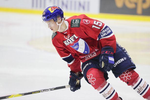 Anton Lundellia ei luultavasti nähdä nuorten MM-kisoissa vuodenvaihteessa.
