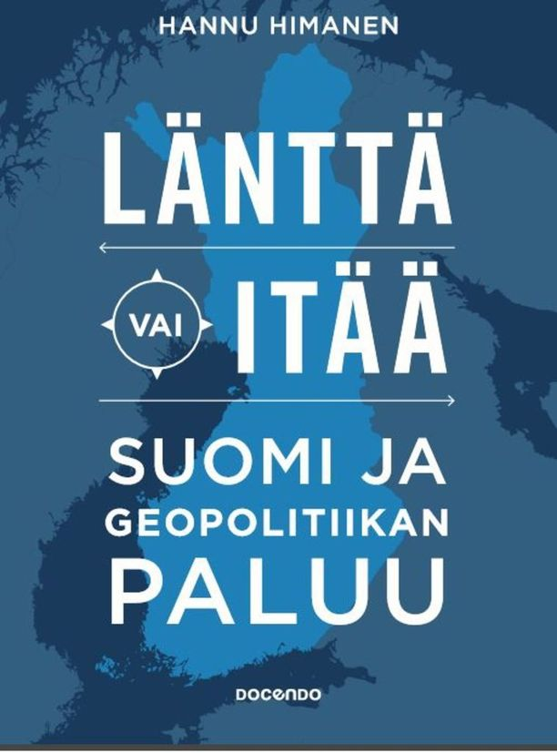 Hannu Himasen kirja julkaistiin perjantaina.